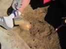 Раскопки в г. Йошкар-Оле на кладбище при Входо-Иерусалимской церкви 2010 г._39