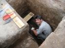 Раскопки в г. Йошкар-Оле на кладбище при Входо-Иерусалимской церкви 2010 г._41